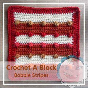 Bobble Stripes|Creative Crochet Workshop