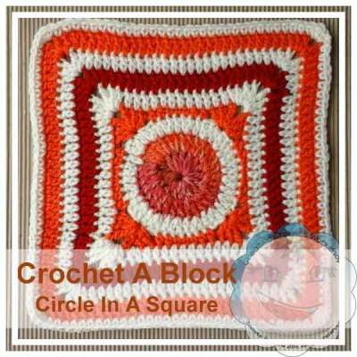 Circle In A Square|Creative Crochet Workshop