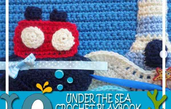 Crochet Under The Sea Playbook Part One|Creative Crochet Workshop