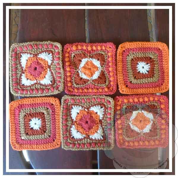 Ester's Tote Granny Squares Part One|Creative Crochet Workshop