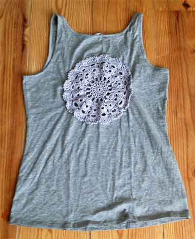Another Singlet|SNICKERDOODLE SUNDAY FEATURE|CREATIVE CROCHET WORKSHOP