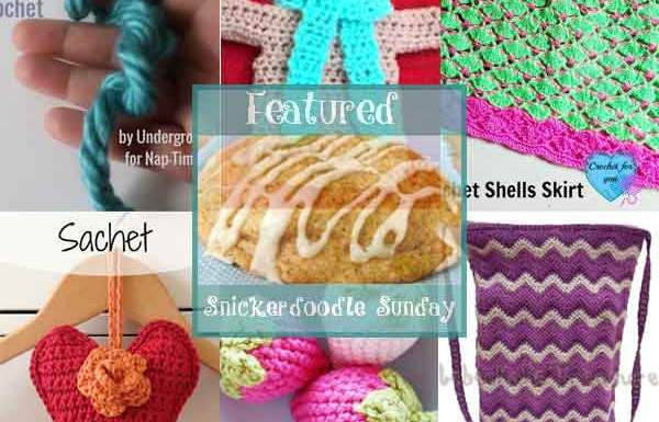 SNICKERDOODLE SUNDAY FEATURES|2 JULY 2016|CREATIVE CROCHET WORKSHOP