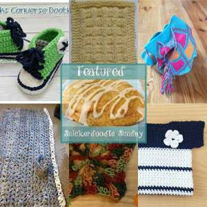 SNICKERDOODLE SUNDAY PARTY #141 FEATURES|CREATIVE CROCHET WORKSHOP