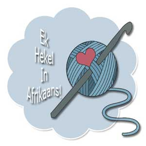 EK HEKEL IN AFRIKAANS|CREATIVE CROCHET WORKSHOP|KEATIEWE HEKEL IN AFRIKAANS