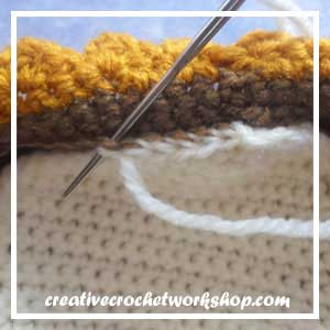 LITTLE SAILOR SET PART FIVE|LITTLE TOY BOAT STEP 6|CREATIVE CROCHET WORKSHOP