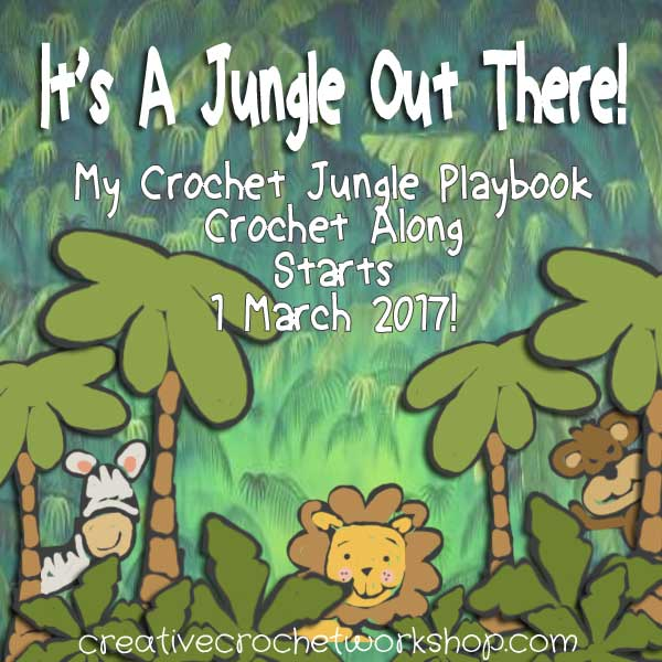 My Crochet Jungle Playbook Introduction