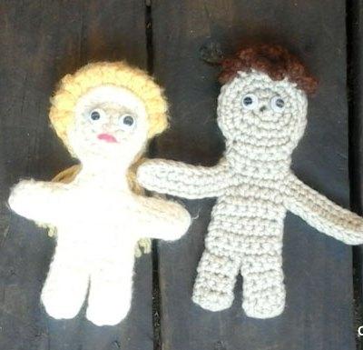 My Fairy Tale Playbook Dolls Feature Image   Free Crochet Pattern   Creative Crochet Workshop @creativecrochetworkshop