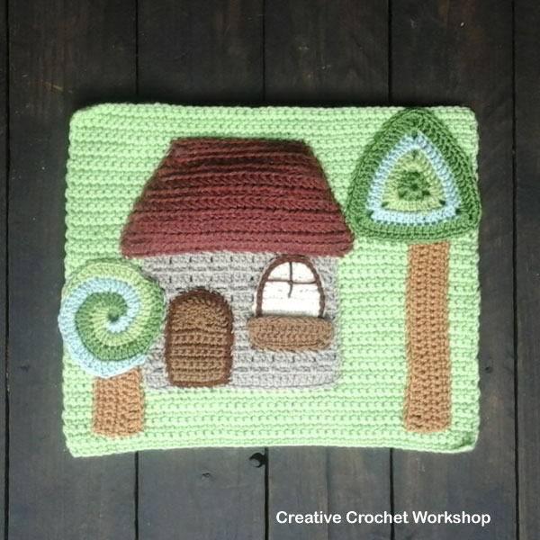 My Fairy Tale Playbook Part One | Free Crochet Pattern | Creative Crochet Workshop @creativecrochetworkshop #ccwfairytaleplaybook