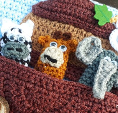 My Bible Stories Playbook Part Three | Free Crochet Pattern | Creative Crochet Workshop @creativecrochetworkshop #ccwbiblestoriescrochetalong