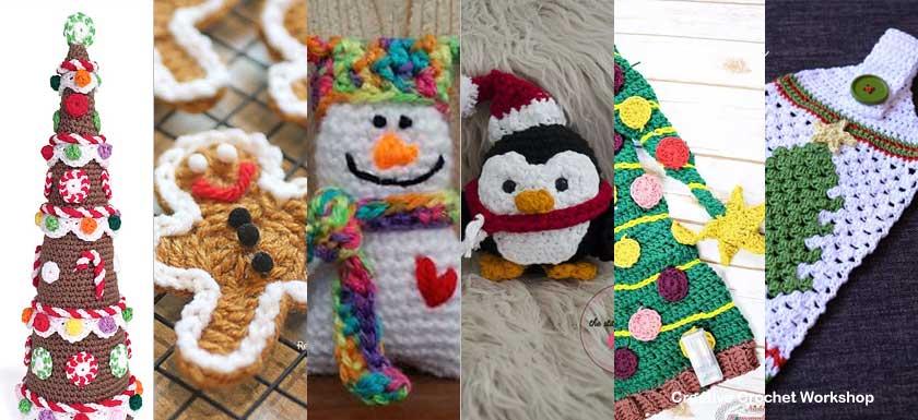 Cute Christmas Gifts & Decor To Make! | Creative Crochet Workshop