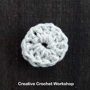 Scrappy Afghan Square 2018 Number Three tutorial - Free Crochet Pattern | Creative Crochet Workshop @creativecrochetworkshop #freecrochetpattern #grannysquare #afghansquare #crochetalong #ccwcrochetablock2018