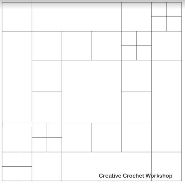 Scrapsrific Rainbow Blanket Part Seven - Free Crochet Pattern   Creative Crochet Workshop @creativecrochetworkshop #freecrochetpattern #grannysquare #afghansquare #crochetalong #ccwscrapsrificrainbowblanket