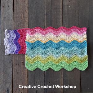 Fold Up Unicorn Crochet Play Set Part 1 | Free Crochet Along | Creative Crochet Workshop #crochet #crochetalong #crochetplay #crochetplayset #crochettoy #crochetunicorn