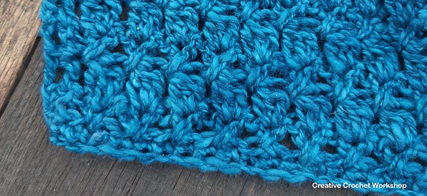 Variant Tunic Crochet Top Section 1 - Free Crochet Along | Creative Crochet Workshop #crochettop #crochettunic #crochetwearable #freecrochetalong #crochet #stashbuster @creativecrochetworkshop