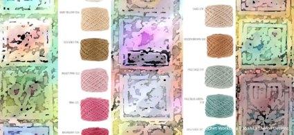 Crochet A Block 2021 Guide and Color Tips | Creative Crochet Workshop @creativecrochetworkshop #freecrochetalong #crochetblanket #crochetthrow #ccwcrochetablock2021