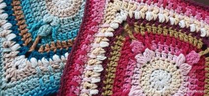 Ula Beam Crochet Square - Crochet A Block 2021   Creative Crochet Workshop @creativecrochetworkshop #crochetsquare #freecrochetalong #crochetblanket #crochetthrow #ccwcrochetablock2021