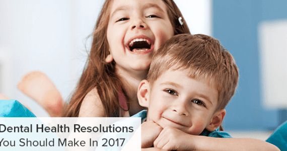 4 Dental Health Resolutions You Should Make In 2017