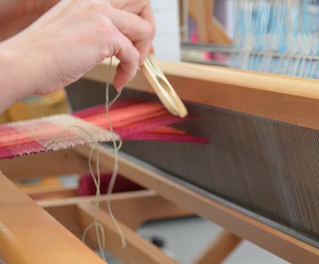 Taster Day weaving