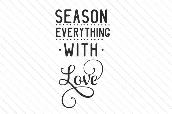 Download Season Everything with love SVG Cut file by Creative ...