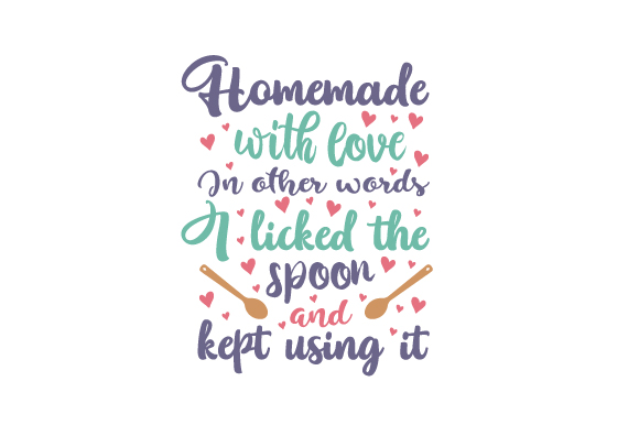Download Homemade with Love. in Other Words, I Licked the Spoon and ...
