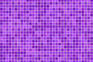 purple square mosaic tile background