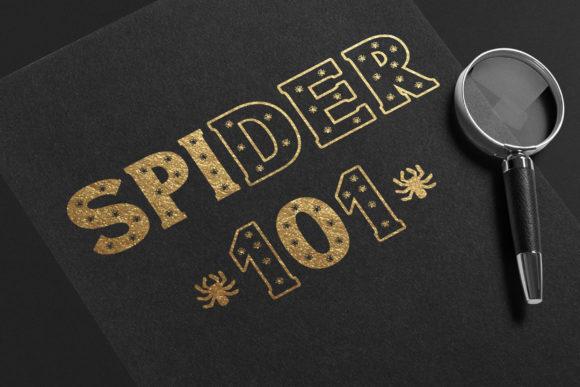 Halloween Spider Fonts 14814556 2