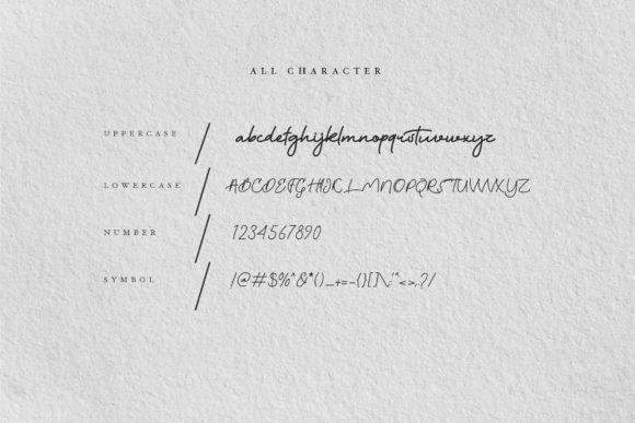 Tak Mungkin Fonts 14818811 4