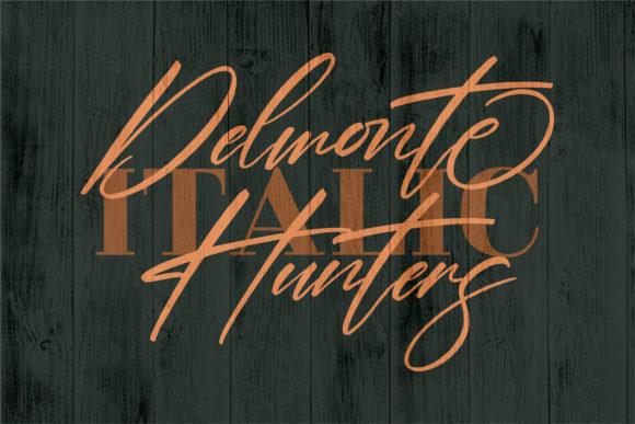 Delmonte Hunters Fonts 15127286 2