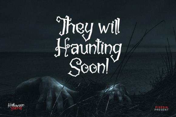 Halloween Secret Fonts 17329152 3