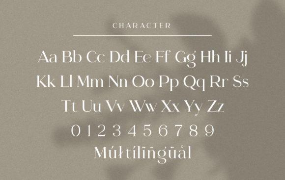 Beam of Light Fonts 17945259 4