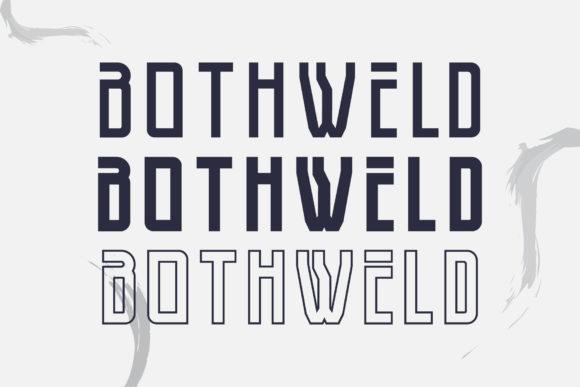 Bothweld Fonts 17977267 2