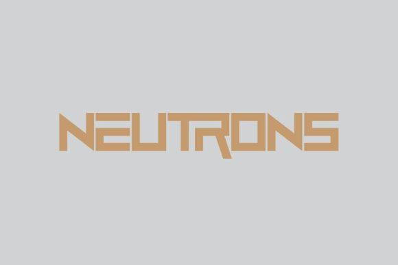 Neutrons Fonts 17993473 2