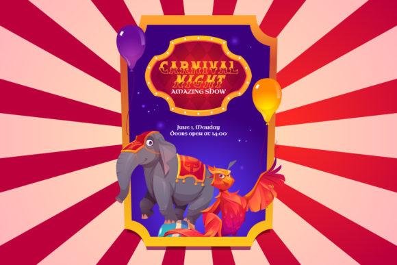 Circus Fun Fonts 18068071 2