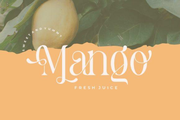 Pastel Orange Fonts 18060980 2
