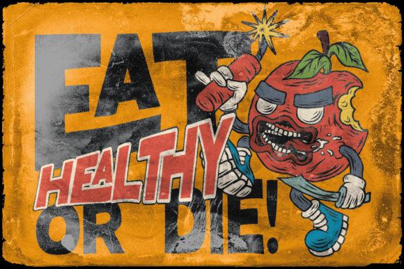 Healthy Freak Fonts 18364585 3