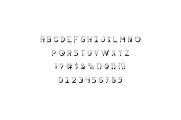 Offsett Fonts 18364111 3