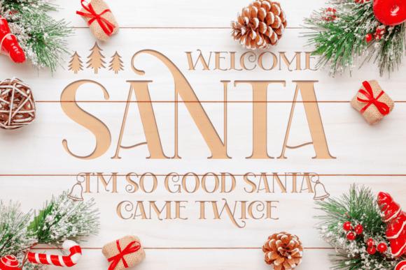 Christmas Kindness Fonts 18502210 3