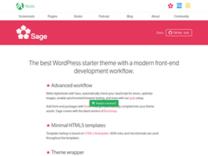 Sage for WordPress