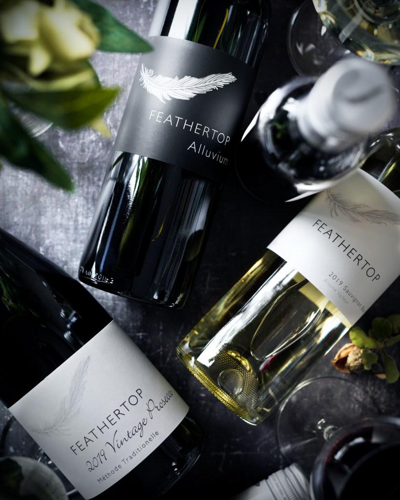 Danielle Thurlow Creative Focus Food Product Wine Bottle Photography