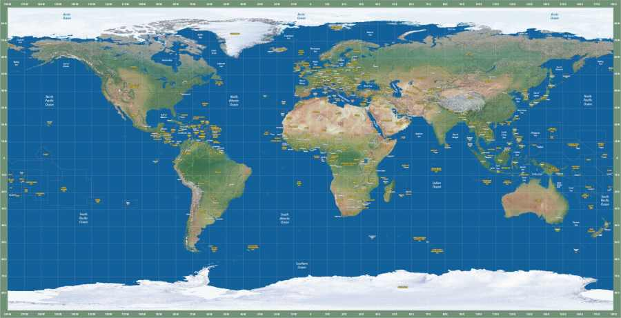 World Map Eur Satellite Map   Digital  Creative Force