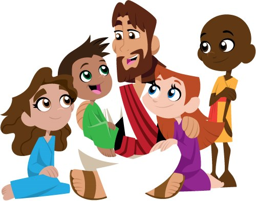 Image result for kids and jesus