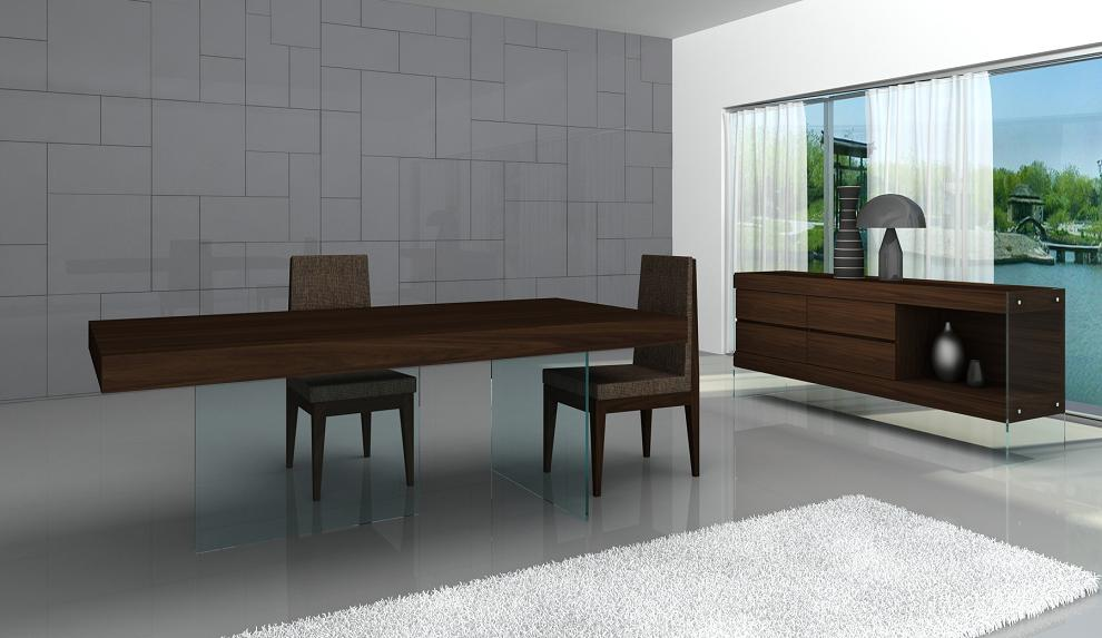 Float Dining Table J Amp M Furniture