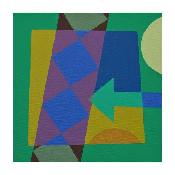 Green Machine by John Jennings