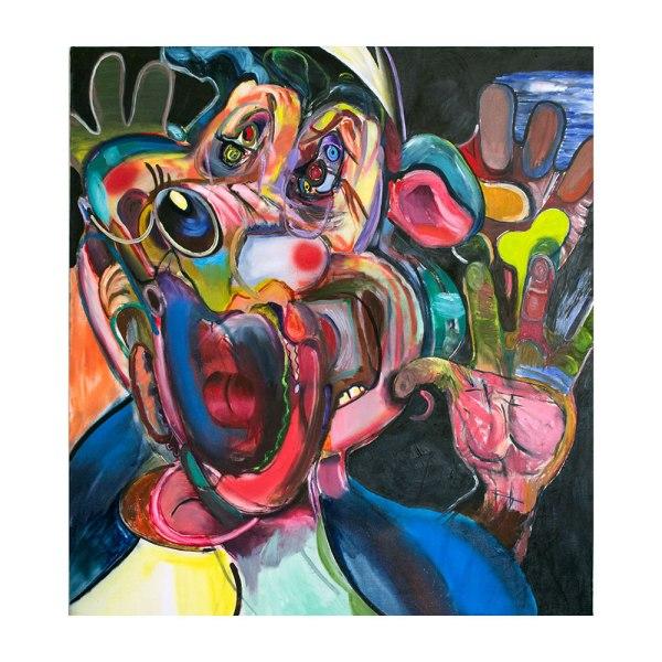 Screaming Pepe by Mandy McCartin