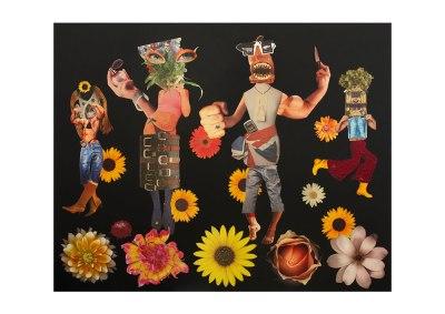 Flowers of Romance by Paul Bellingham