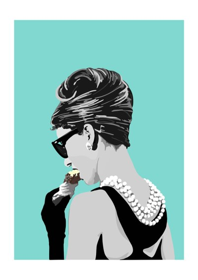 Ice Cream at Tiffany's by Yvonne J Foster