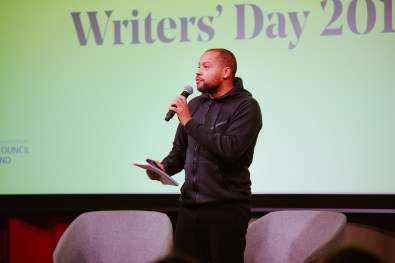 Dean Atta discusses his experience of being Creative Future's Writer in Residence