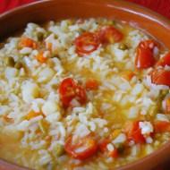Caldereta de arroz