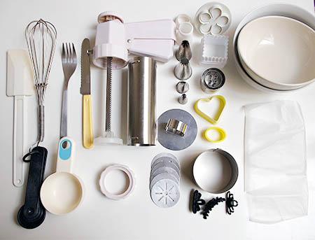 Utensilios de cocina IV: utensilios de repostería