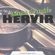 Métodos de cocción II: Hervir
